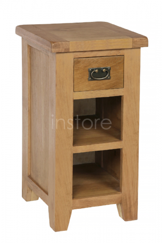 Loxley Oak Lamp/End Table